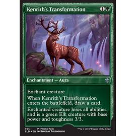 Kenrith's Transformation (Extras)