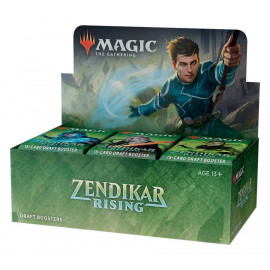 Booster Box Zendikar Rising