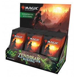 Set Booster Box Zendikar Rising