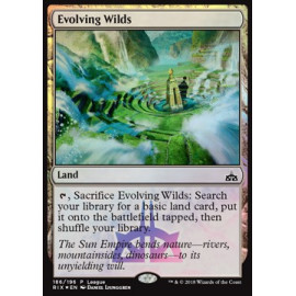 Evolving Wilds PROMO LEAGUE