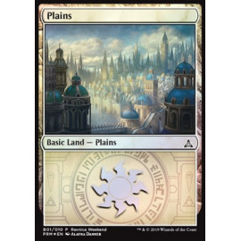 Plains (V.3 B01) Magic Weekend