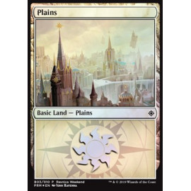 Plains (V.4 B03) Magic Weekend