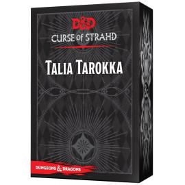 Dungeons & Dragons: Klątwa Strahda - Talia Tarokka [PRZEDSPRZEDAŻ]