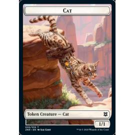 Cat 1/1 Token 002 - ZNR