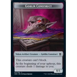 Goblin Construct 0/1 Token 011 - ZNR