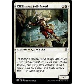 Cliffhaven Sell-Sword