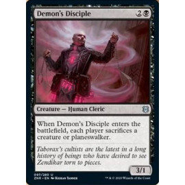 Demon's Disciple