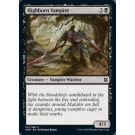 Highborn Vampire