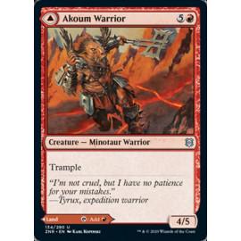 Akoum Warrior // Akoum Teeth
