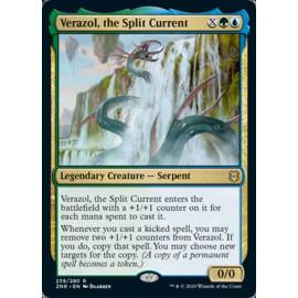 Verazol, the Split Current