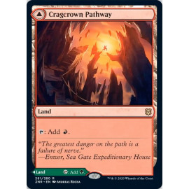 Cragcrown Pathway // Timbercrown Pathway
