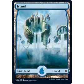 Island 270  ZNR (FULLART)