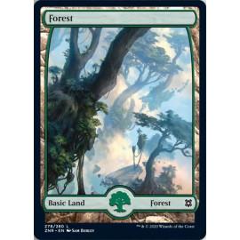 Forest 278 ZNR (FULLART)