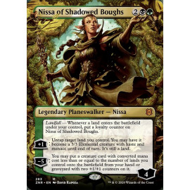 Nissa of Shadowed Boughs (Extras)