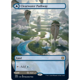 Clearwater Pathway // Murkwater Pathway (Extras)