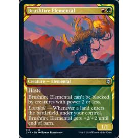 Brushfire Elemental (Showcase)
