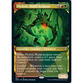 Phylath, World Sculptor (Showcase)