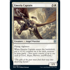 Emeria Captain FOIL