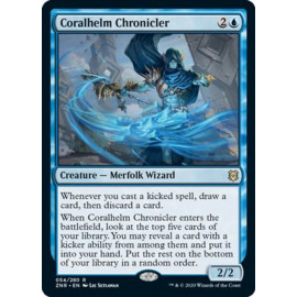 Coralhelm Chronicler FOIL