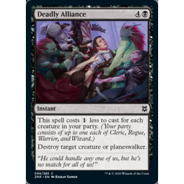 Deadly Alliance FOIL