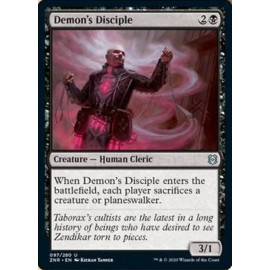Demon's Disciple FOIL
