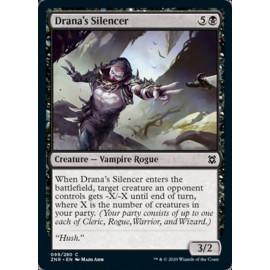 Drana's Silencer FOIL