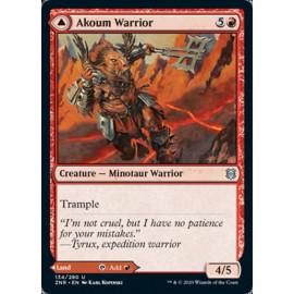Akoum Warrior // Akoum Teeth FOIL