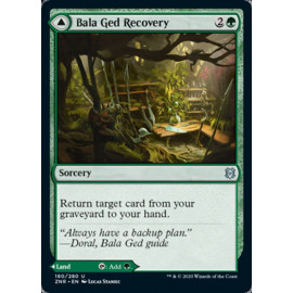 Bala Ged Recovery // Bala Ged Sanctuary FOIL