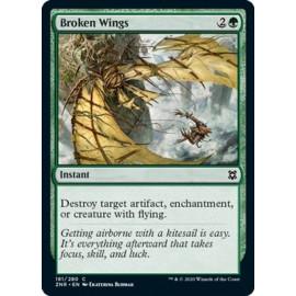 Broken Wings FOIL