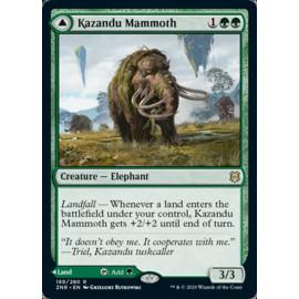 Kazandu Mammoth // Kazandu Valley FOIL
