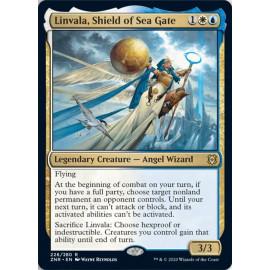 Linvala, Shield of Sea Gate FOIL