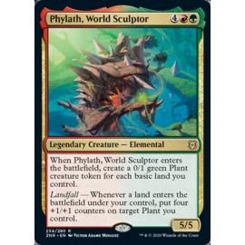 Phylath, World Sculptor FOIL