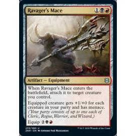Ravager's Mace FOIL