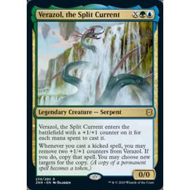 Verazol, the Split Current FOIL