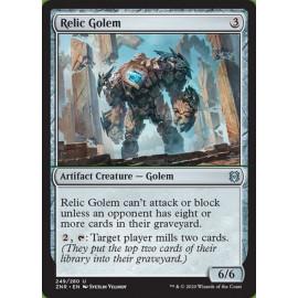 Relic Golem FOIL
