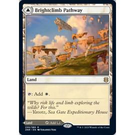 Brightclimb Pathway // Grimclimb Pathway FOIL