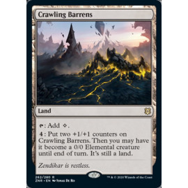 Crawling Barrens FOIL