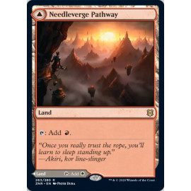 Needleverge Pathway // Pillarverge Pathway FOIL