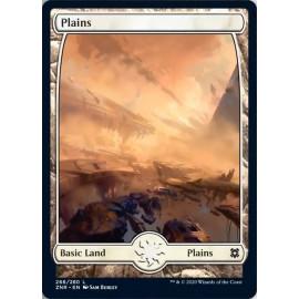 Plains 266 ZNR (FULLART) FOIL