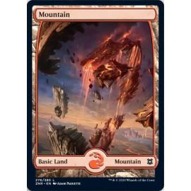 Mountain 276 ZNR (FULLART) FOIL