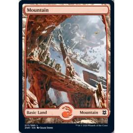 Mountain 277 ZNR (FULLART) FOIL