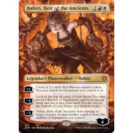 Nahiri, Heir of the Ancients (Extras) FOIL