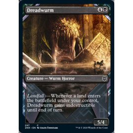 Dreadwurm (Showcase) FOIL