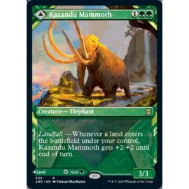Kazandu Mammoth // Kazandu Valley (Showcase) FOIL