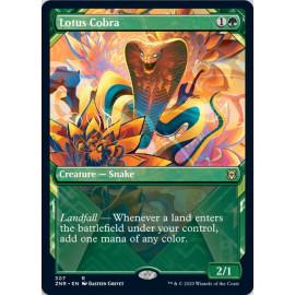 Lotus Cobra (Showcase) FOIL
