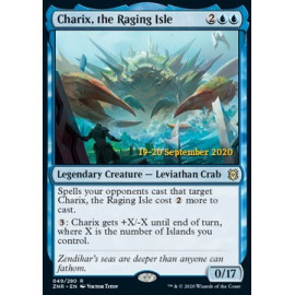 Charix, the Raging Isle PROMO PRERELEASE