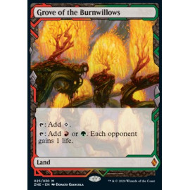 Grove of the Burnwillows (ZNE)