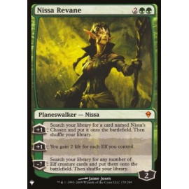 Nissa Revane (The List)