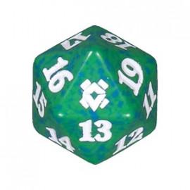 Licznik Życia K20 - Zendikar Rising - zielony