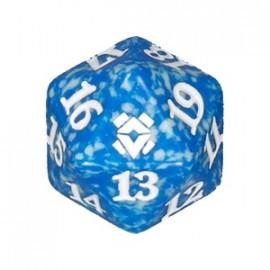 Licznik Życia K20 - Zendikar Rising - niebieski
